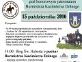 Hubertus 2016 – plakat